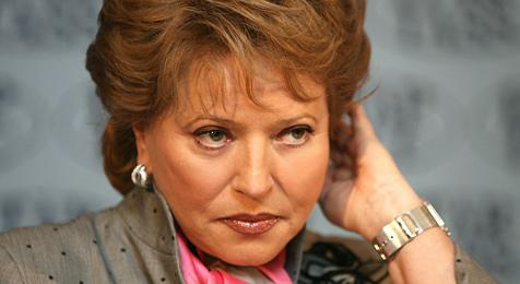 Валентина Матвиенко. Источник: www.glomu.ru.