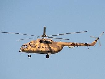 Ми-17. Фото с сайта rus-helicopters.ru