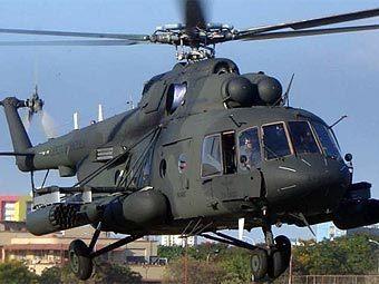 хеликоптер Ми-17В5