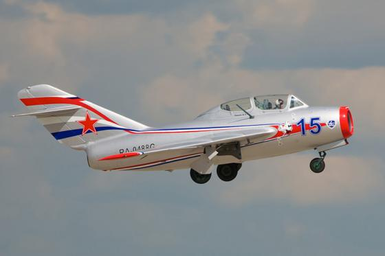 MiG-15UTI_in_fly_100_Years_of_Russian_Airforce