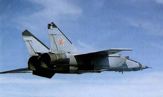 MiG-25R