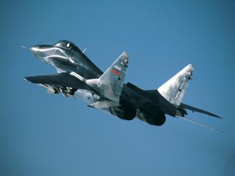 МиГ-29. Фото с сайта migavia.ru.