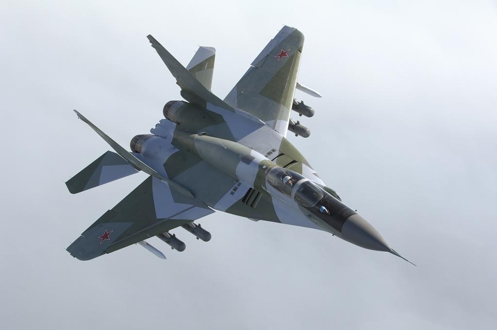 МиГ-29СМТ. Источник: ОАО РСК «МиГ».