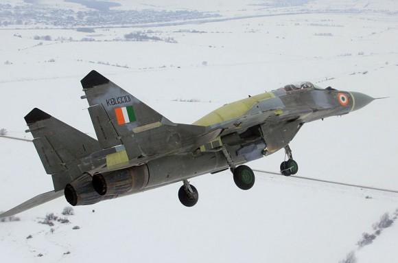 МиГ-29UPG ВВС Индии