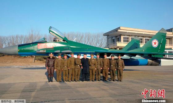 MiG-29_North_Korea