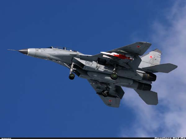 МиГ-35.