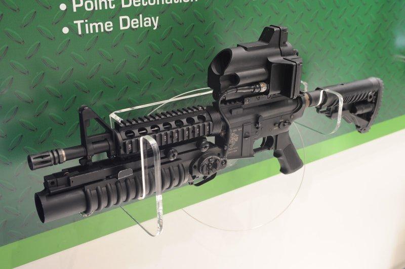 Израильская многофункциональная стрелковая система (Multi Purpose Rifle System -MPRS). Источник: www.strategypage.com.