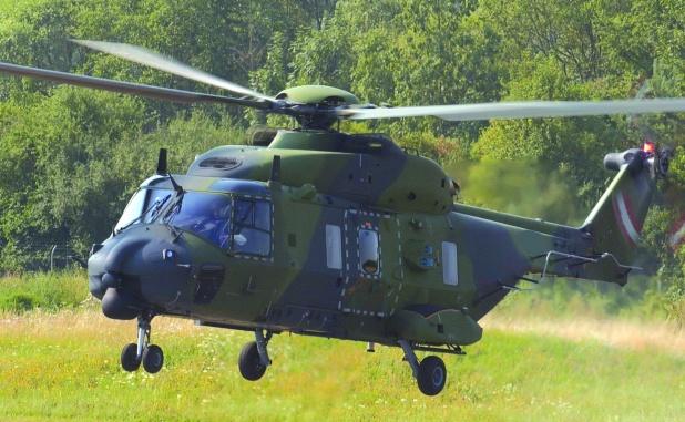 Вертолет общего назначения NH90. Источник: www.aviationweek.com.