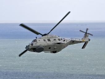 NH90 NFH ВМС Нидерландов. Фото с сайта nhindustries.com.