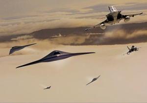 Европейский боевой беспилотный летательный аппарат (БЛА) nEUROn (Нейрон)
