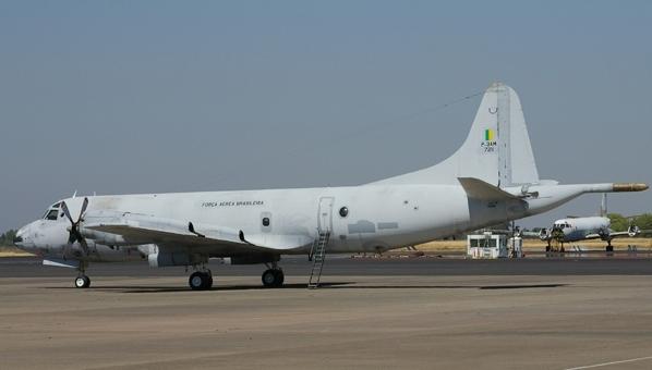 P-3AM. Фото: www.abrapat.org.br.