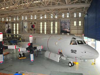 P-3CK. Фото с сайта hangkong.co.kr.