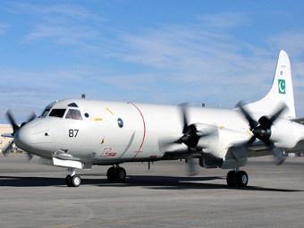 Береговой патрульный самолёт Lockheed Martin P-3 Orion