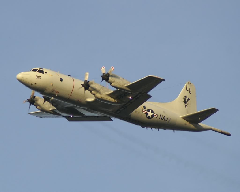 P-3 Orion. .
