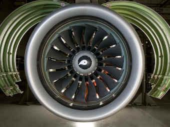 PW1000G. Фото пресс-службы Pratt & Whitney.