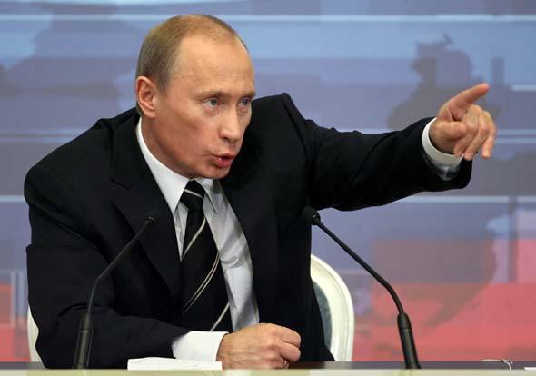 Владимир Путин. Источник: futurin.ru