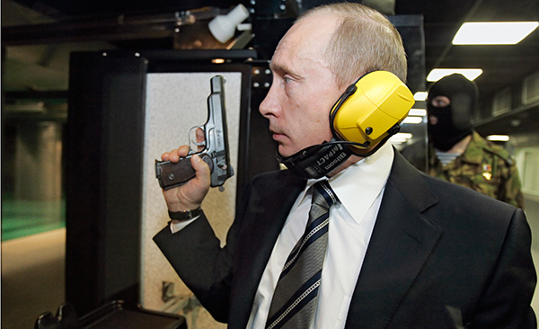 В. В. Путин. Источник: russia.ru