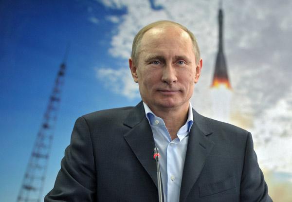 Владимир Путин. Источник: cntv.ru