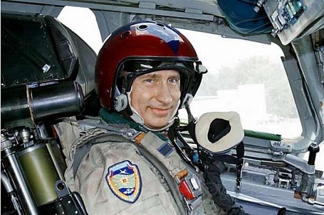 Владимир Путин. Источник: susanin.udm.ru