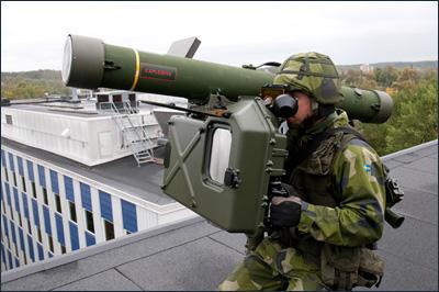 Зенитный ракетный комплекс RBS 70NG. Источник: rnd.cnews.ru.