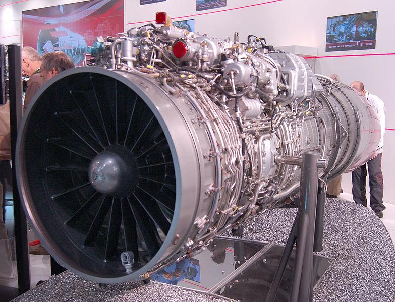 Двигатель РД-33МК. Фото: ru.wikipedia.org
