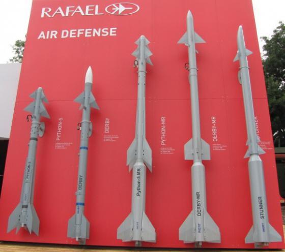 Rafael_Missile