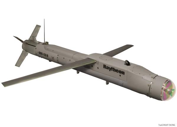 GBU-53/B Small Diameter Bomb II (SDB II). Источник: raytheon.mediaroom.com.
