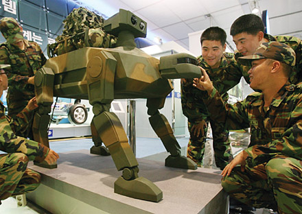 Robots_of_South_Korea
