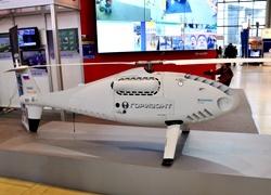 БЛА S-100. Фото А. Соколов.