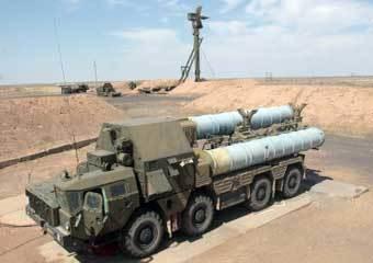 ЗРК С-300. Фото с сайта izbrannoe.info.