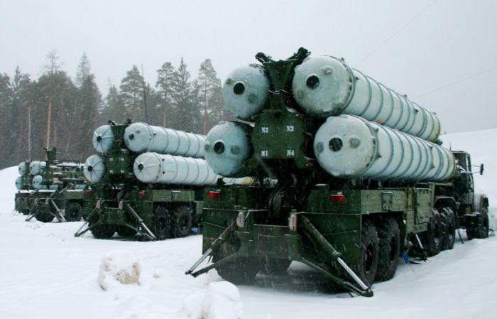 Зенитно-ракетные системы С-300