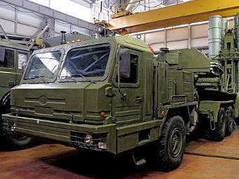 ЗРС С-400 Триумф. Фото с сайта raspletin.ru