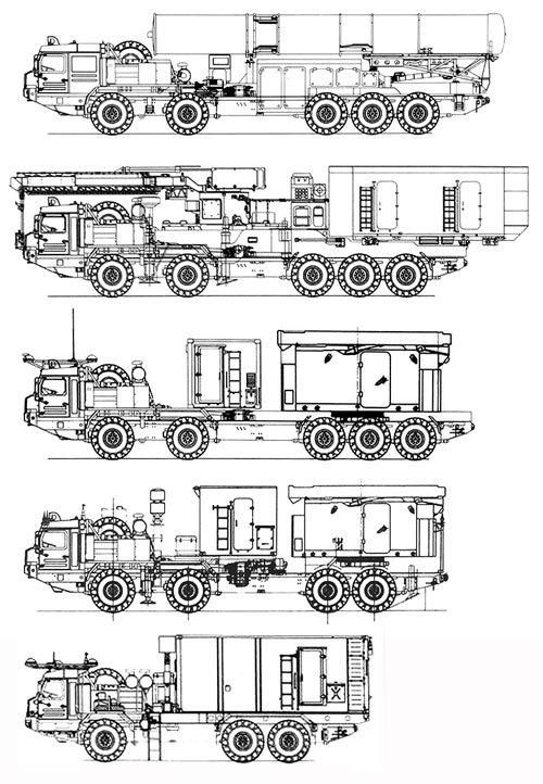 """Almaz-Antey S-500 """"Samoderzhets"""" S-500_002"""