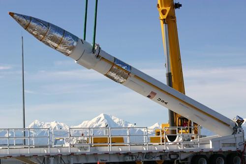 Третья ступень ракеты SM-3 – разгонная. Источник: Оружие России.