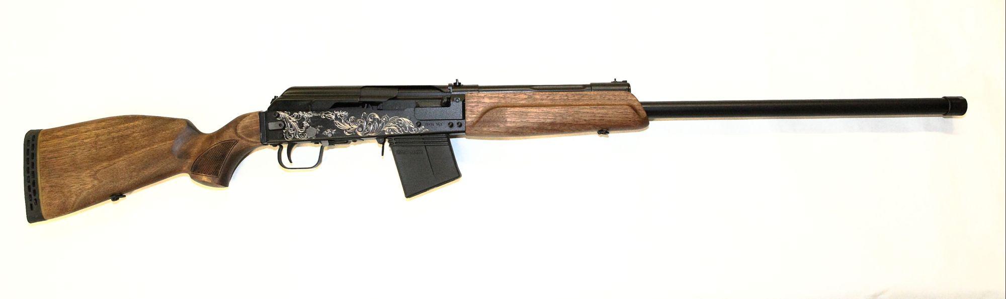 Ружье «Сайга-12 исп. 095» со сверловкой Ланкастера. Фото: Пресс-служба ОАО «Ижмаш».