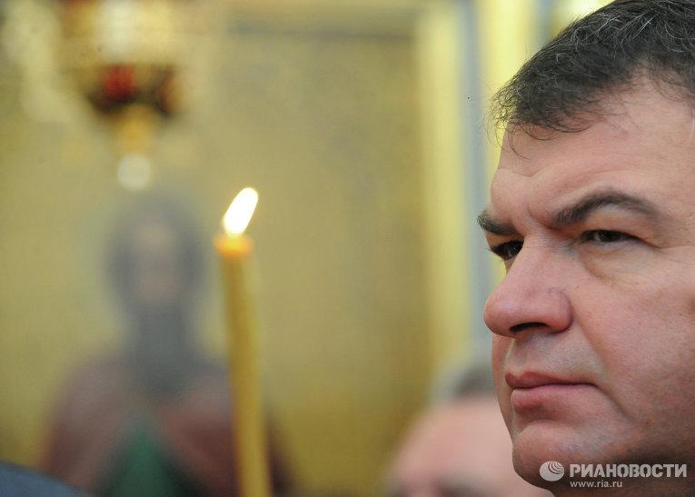 А.Э. Сердюков