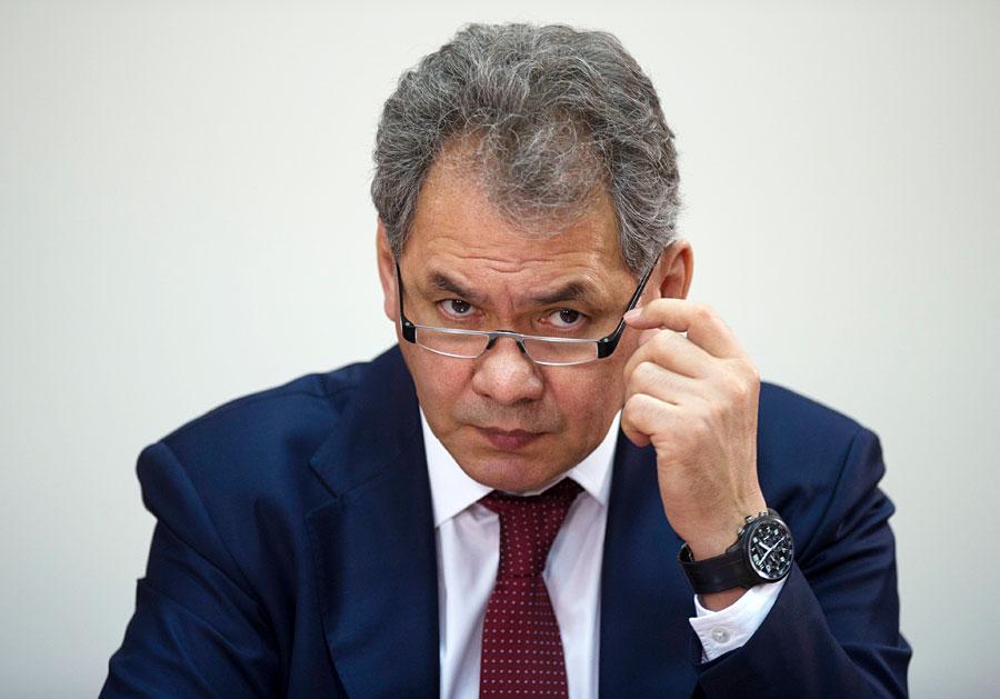 Сергей Шойгу. Источник: www.ridus.ru