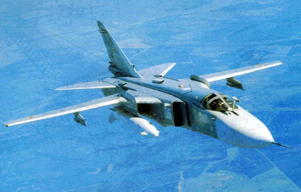 Su-24M. Источник: arms.ru