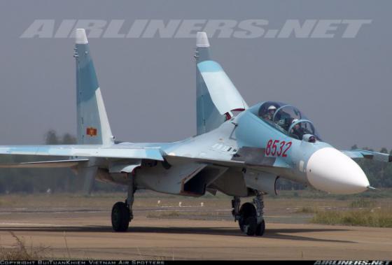 Su-30-Vietnam