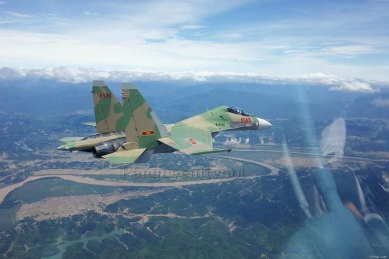 Su-30MK2VVietnam
