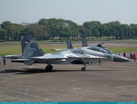 Su-30MK2_Indonesia