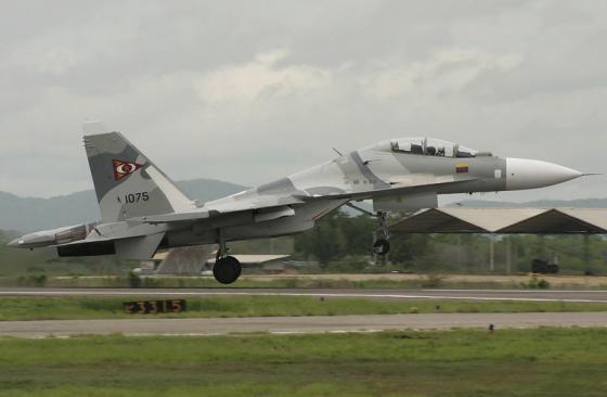 Su-30_airforse_of_Venezuela