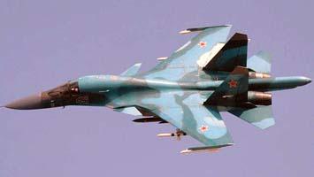Су-34. Фото с сайта www.airwar.ru