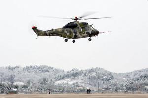 Корейский многоцелевой вертолет (Korean utility helicopter, KUH) Surion.