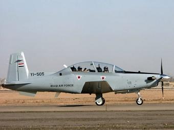 T-6A Texan II. Фото с сайта af.mil.