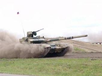 Т-90. Фото с сайта warinform.ru.