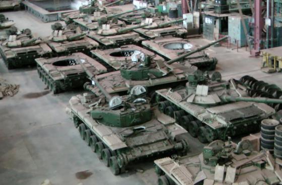 T-90S_in_India