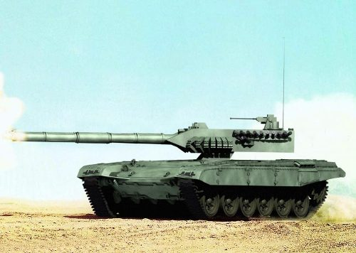 Возможный вид танка Т-95. Источник: servimg.com.