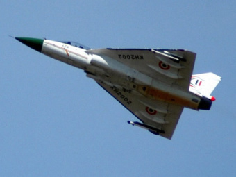 Tejas. Фото с сайта defenseindustrydaily.co