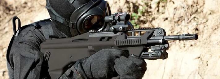 Автомат F90 разработки компании Thales. Источник: worldwide-defence.blogspot.com.